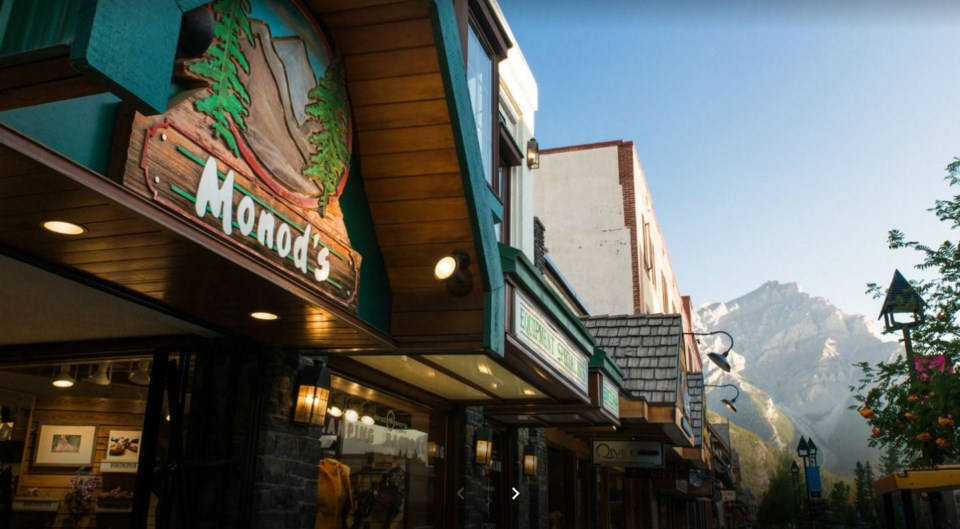 Monod's Storefront