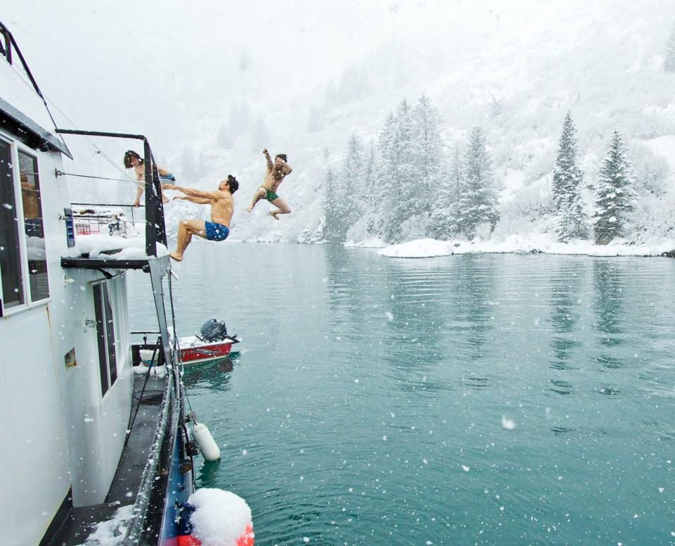 Refreshing Dip Alaska