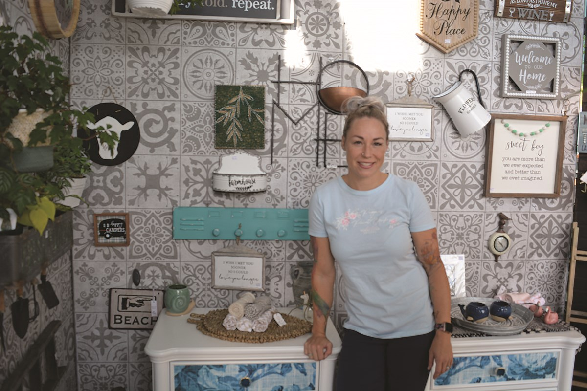 Best of Airdrie: Airdrie Furniture Revival makes Pinterest-ready pieces for your home
