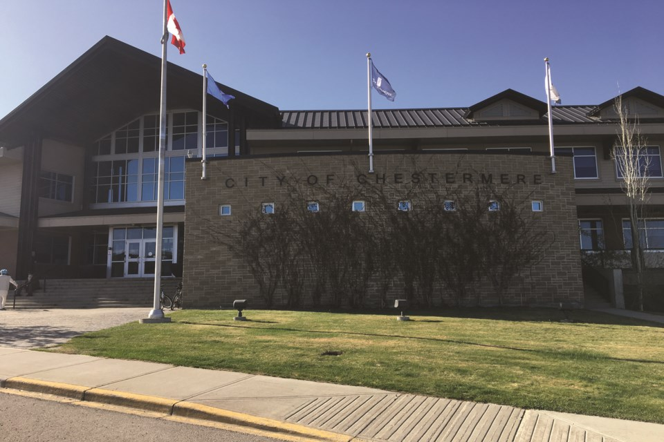 The City of Chestermere's municipal buildings are once again open to the public.