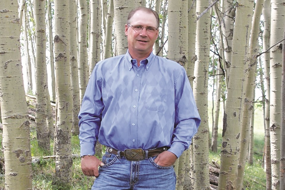 Reeve Daniel Henn is running for re-election as a Rocky View County councillor in the municipal election set for Oct. 18.