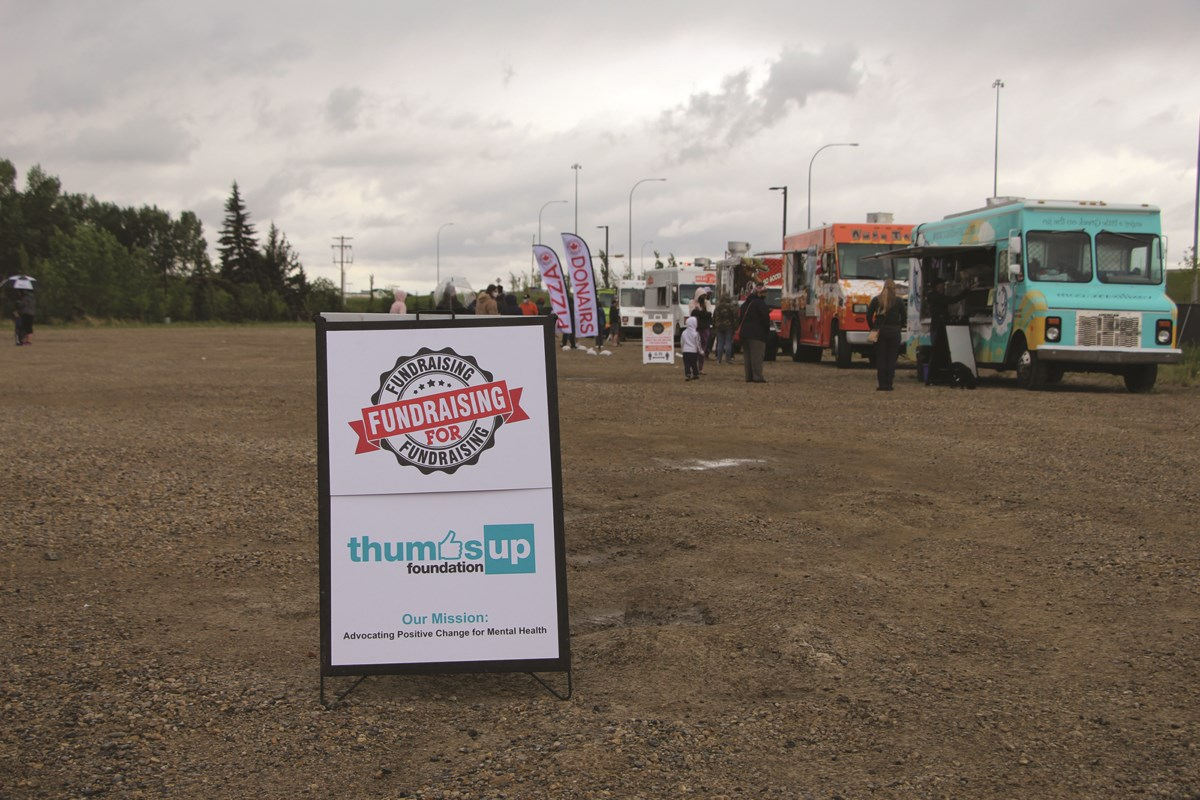 Airdrie food truck fair hosted in support of mental health
