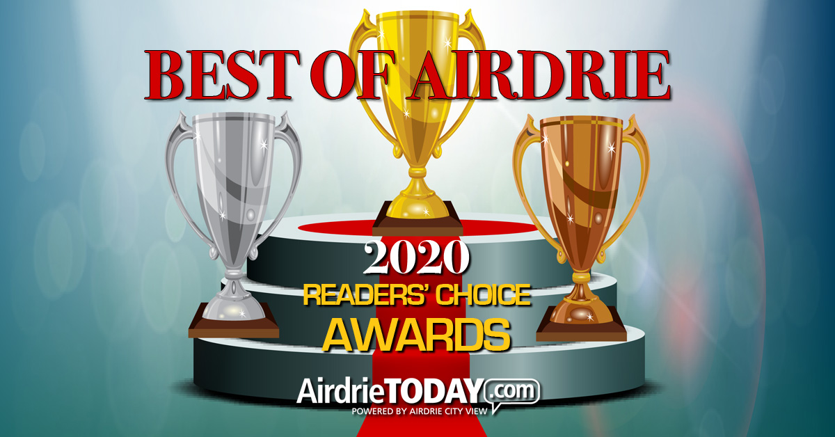 2020 Best of Airdrie