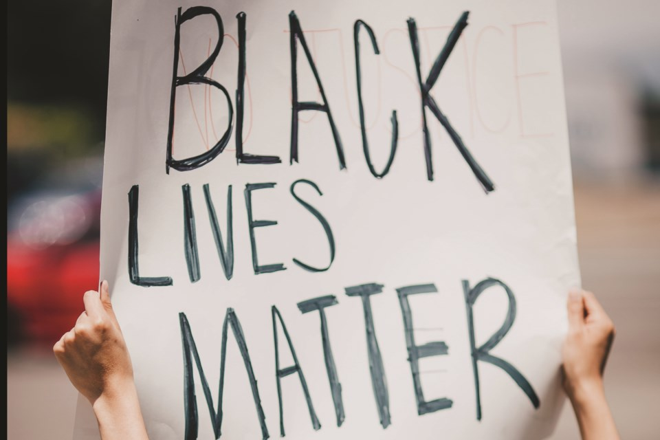 A peaceful protest in support of Black Lives Matter is being held June 3 at Nose Creek Regional Park.