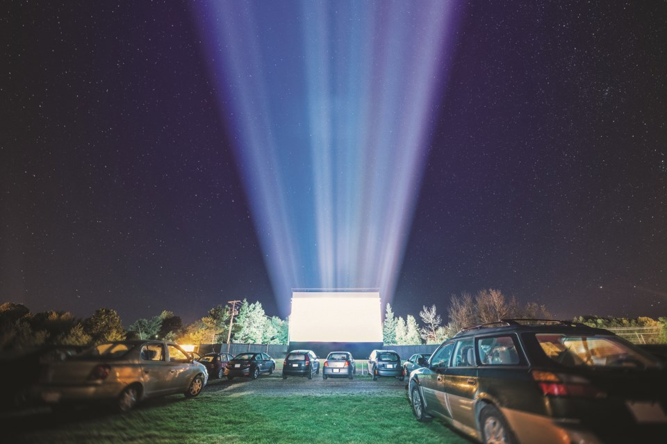 The Ron Ebbesen Arena will play host to a drive-in movie July 11. Photo: Metro Creative Connection.