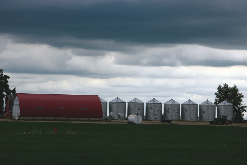 Farms and ranches are recommended to put new health and safety protocols in place to protect workers against COVID-19. File Photo/Rocky View Weekly.