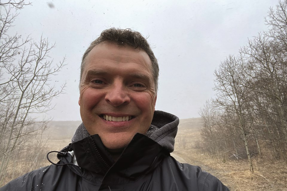 Quinn Beck, who heads the Airdrie committee for Ducks Unlimited Canada, has been named the organization's Alberta-based volunteer of the year.