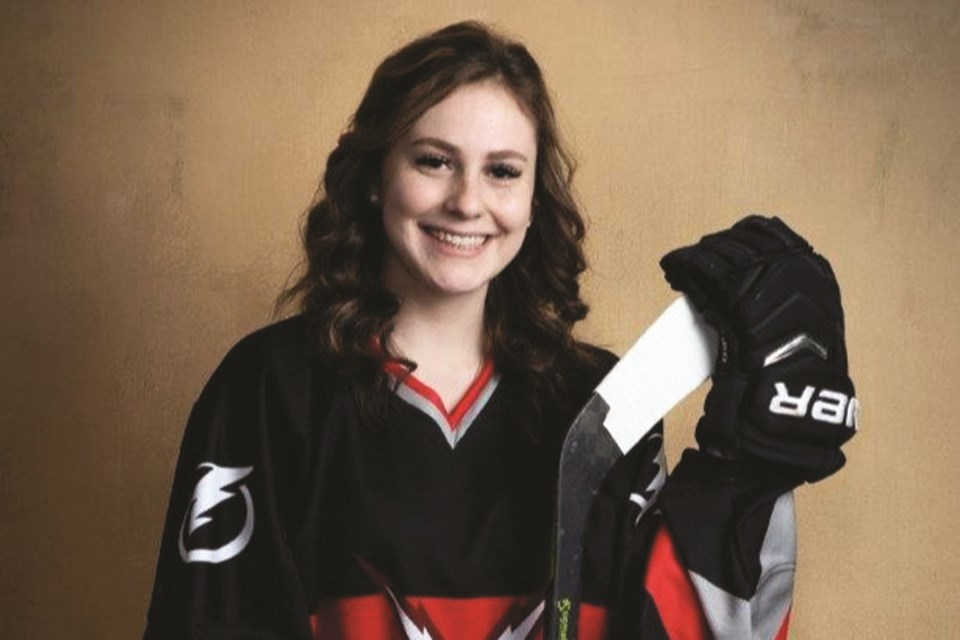 Sadie Litoski was recently diagnosed with Stage 4 Hodgkin's lymphoma. She will travel to Mexico with her family to pursue a treatment plan. Photo submitted/For Airdrie City View.