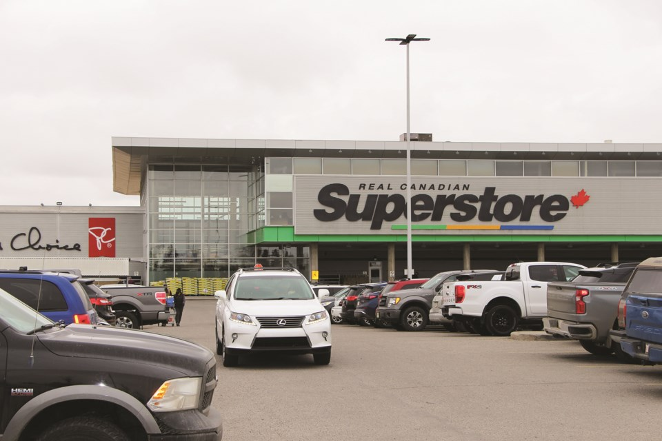 An employee of the Real Canadian Superstore in Airdrie told the Airdrie City View that many of the store's customers have not complied with its mandatory masking rule.