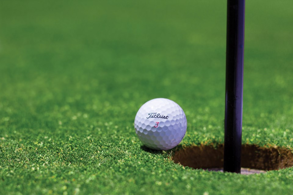 Airdrie's Thumbs Up Foundation is hosting its fifth annual golf tournament Aug. 20 at Woodside Golf Course. Photo: Steven Shircliff/Unsplash.