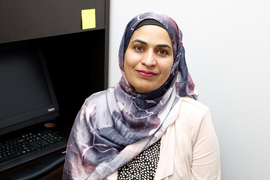 Local family doctor Fozia Alvi is the chair of the Airdrie Community Physicians Association. File Photo/Airdrie City View