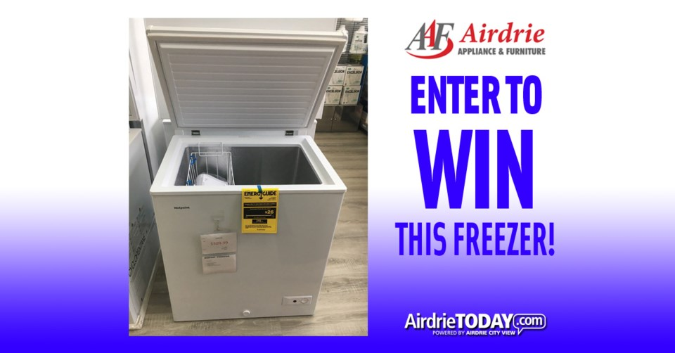 Win Hotpoint Freezer Header