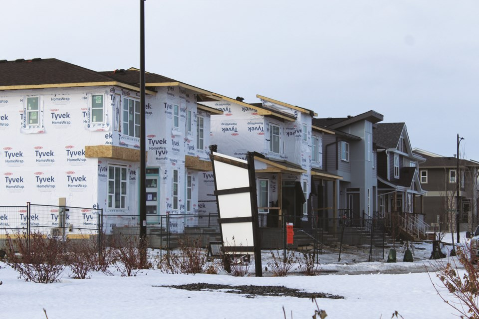 Home sales in Airdrie have seen a strong start to 2021, according to local realtor Gary Lock.