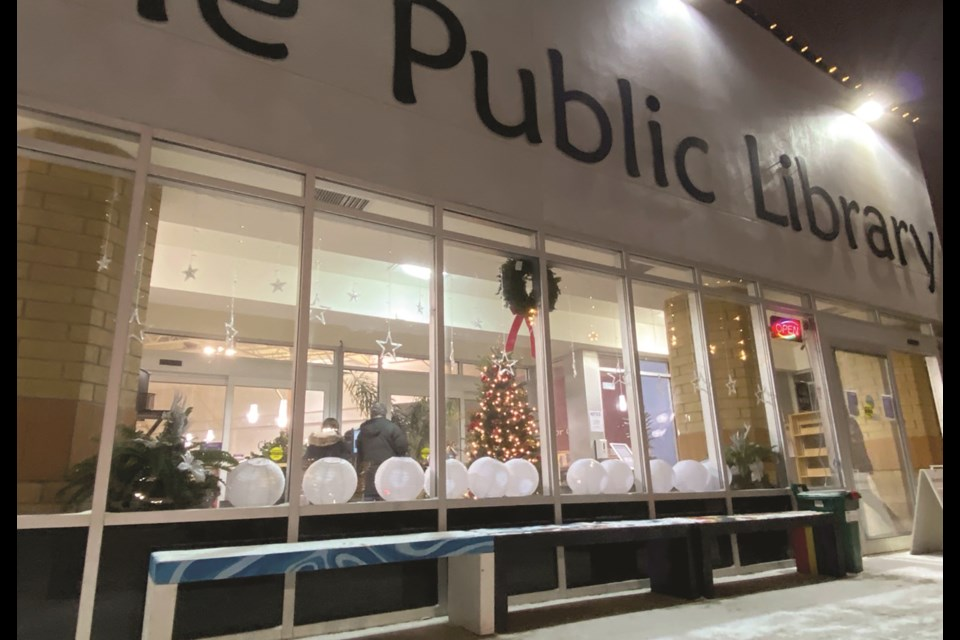 Airdrie Public Library aims to help residents achieve their 2021 New Year's resolutions.