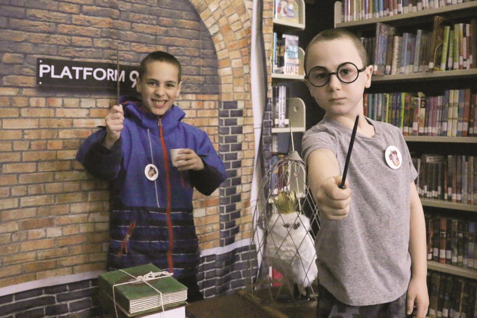 The Airdrie Public Library is hosting its annual Harry Potter Day virtually this April 10.