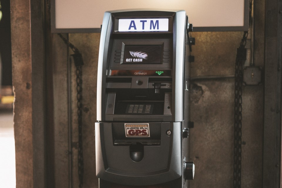 There are many ways business owners can deter ATM theft, according to Alberta RCMP. Andrew Donovan Valdivia/Unsplashed