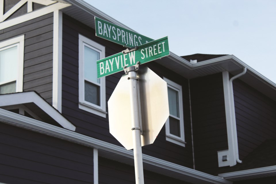 A resident of Bayview Street SW said his house was burgled on Jan. 1, but local police are not proceeding with the case due to a lack of evidence.
