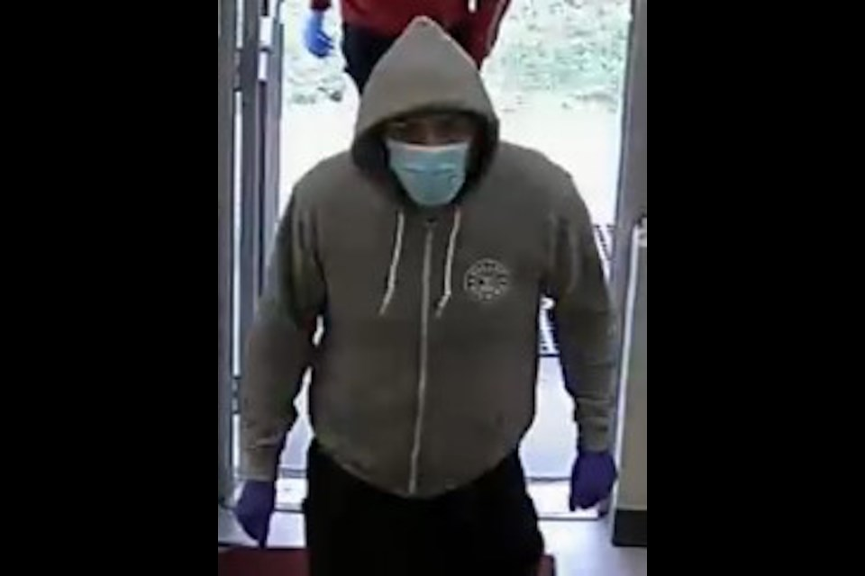 The I.D.A. pharmacy in Bragg Creek was the site of an armed robbery on Sept. 8.