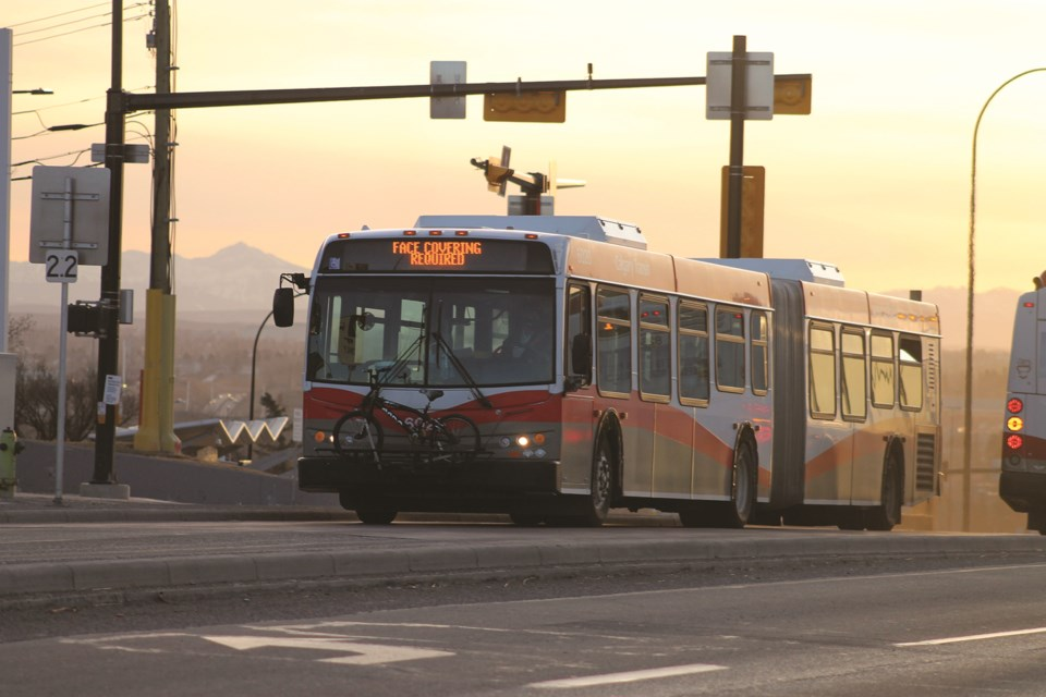 The mayor of Chestermere is hopeful the project to expand Calgary Transit's MAX Purple Bus Rapid Transit service into the city will come to fruition this fall.