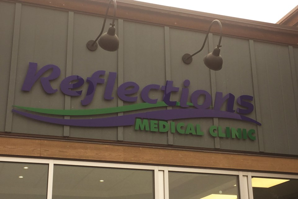 Dr. Nelini Reddy announced she is closing her family practice at Reflections Medical Clinic due to changes the provincial government is making. Photo Submitted/For Rocky View Weekly.