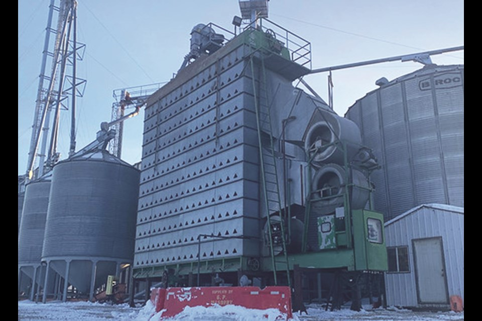 Alberta farmers looking to invest in upgrades to their grain-drying equipment can apply for grant funding through the new Efficient Grain Dryer Program. Photo Submitted