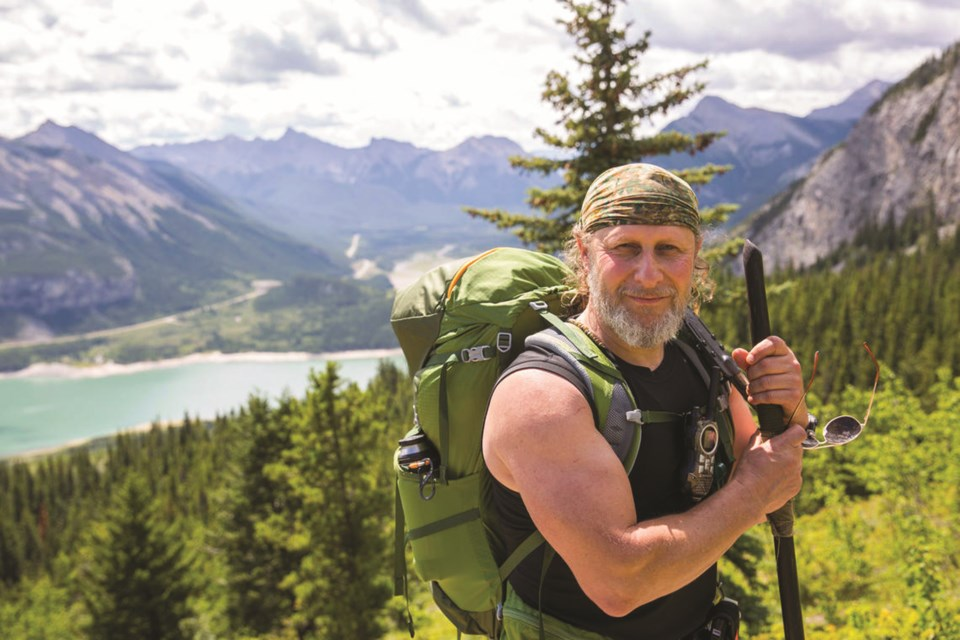 Dr. David Lertzman was a University of Calgary professor who was killed by a bear on May 4, when running near Waiparous Village.