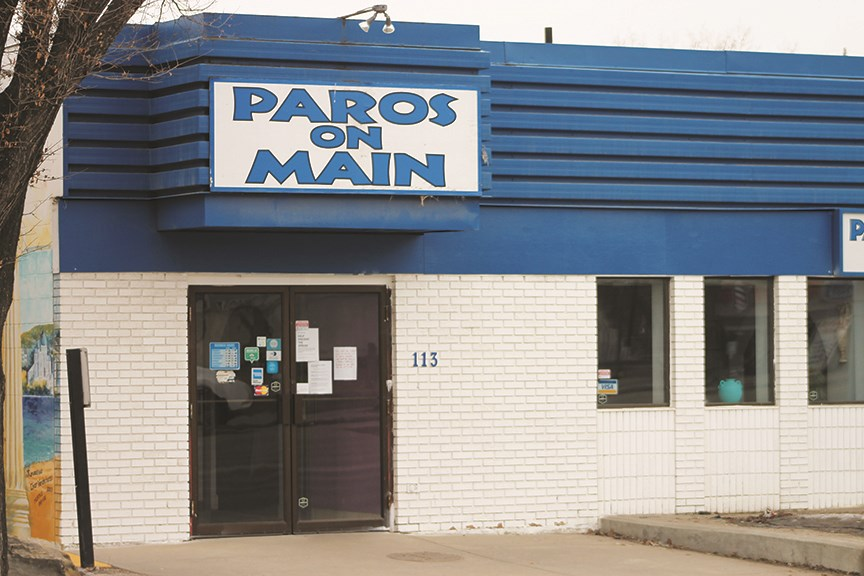 Paros on Main is one Airdrie restaurant that is changing its focus to a more takeout-based and delivery-based service, in the midst of the ongoing pandemic. Photo by Scott Strasser/Airdrie City View