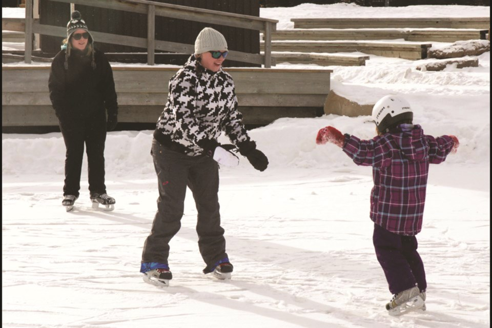 Airdrie City council voted against staff's recommendation to limit public skate times to outdoor rinks and ice surfaces this winter. File photo/Airdrie City View.