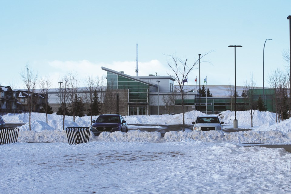 Families of Airdrie students will decide soon whether they wish to learn online or in-person for the remainder of the school year.
