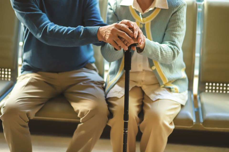 Retirement homes and senior care facilities in Airdrie are adjusting to the COVID-19 pandemic by implementing strict measures to keep residents safe. Photo: Metro Creative