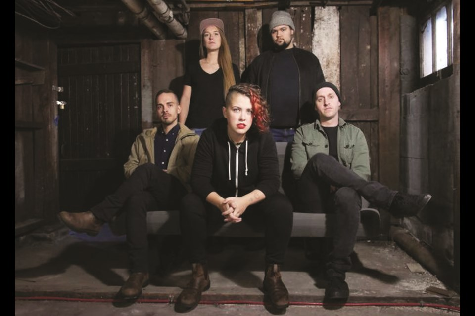 Nova Scotia indie rock band Hillsburn is performing at the Bragg Creek Community Centre Feb. 8. Photo Submitted
