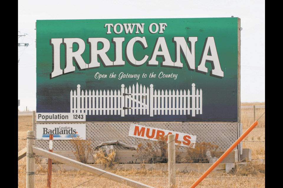 The Town of Irricana has created a page on its website where voters can submit questions to any of the 10 candidates for the upcoming council election. File photo/Rocky View Weekly