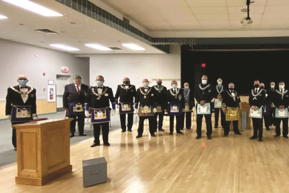 Dropping memberships have led the masonic lodges in Irricana and Acme to amalgamate. Photo submitted/For Rocky View Weekly