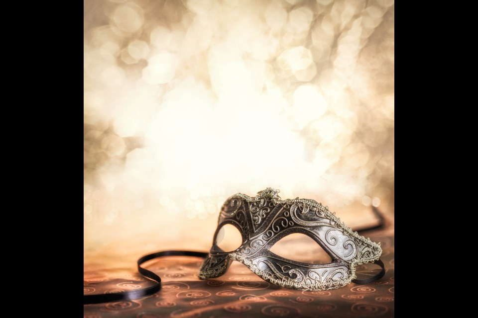 The Fur-Ever Homes Rescue Society will host its second annual masquerade ball fundraiser Oct. 19 at the Bearspaw Lifestyle Centre. Photo: Metro Creative Connection