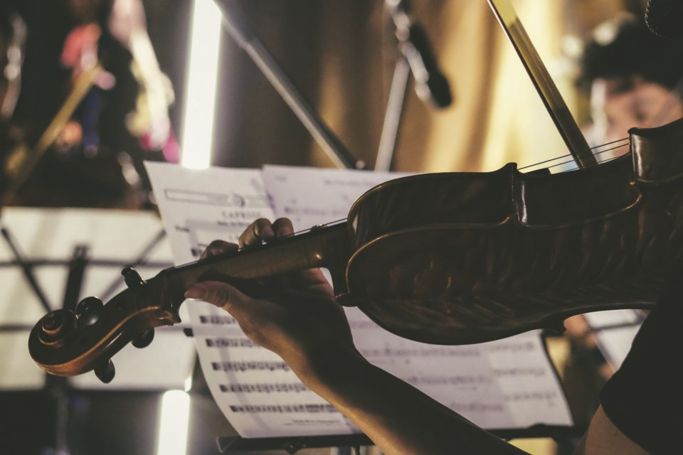 Rocky Mountain Symphony Orchestra will perform two concerts Nov. 7 and 8, with a focus on stringed instruments and piano. Photo by Julio Rionaldo/Unsplash.