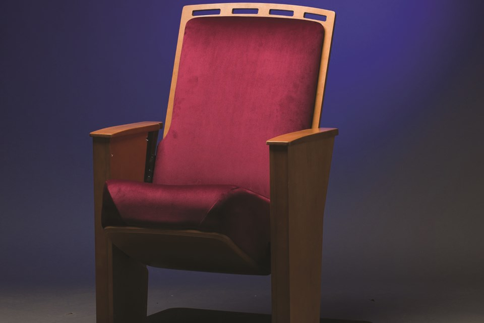 The Rocky Mountain Symphony Orchestra is conducting a seat-naming campaign to help pay for the new seats at the Polaris Centre for the Performing Arts in East Balzac.