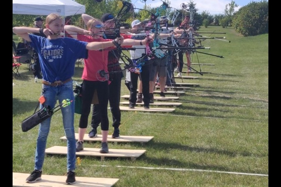 Interested RVC residents can learn more about the sport of archery at a local come-try-it event on Sept. 18, held in conjunction with Archery Canada's annual Archery Day.