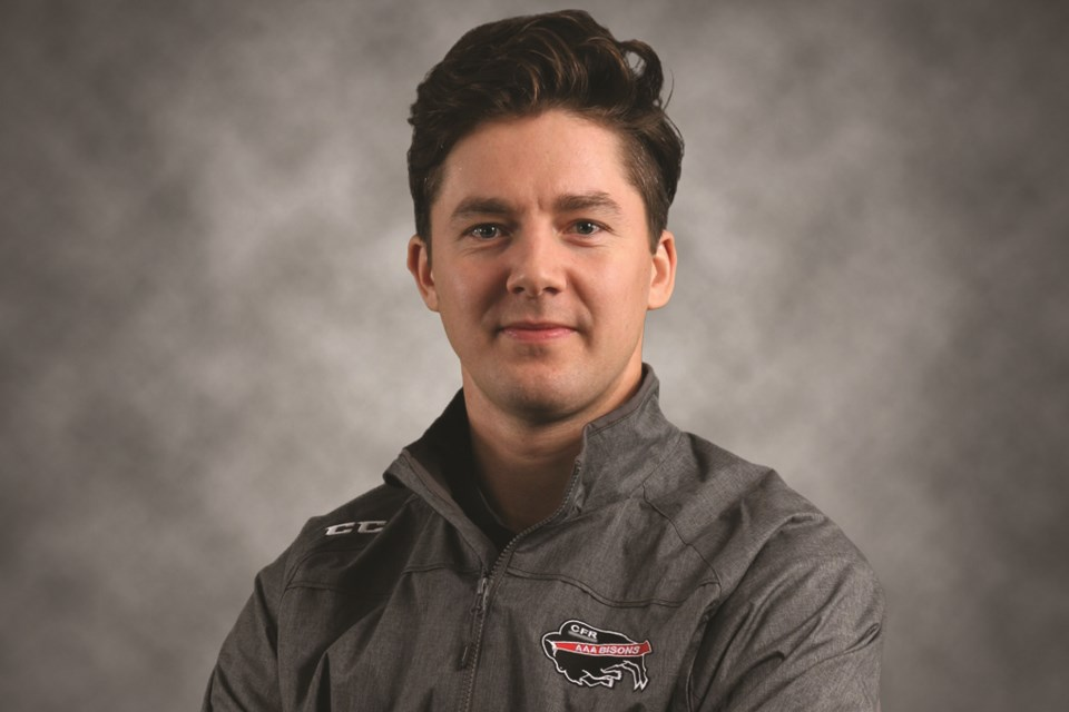 Brad Bourke has been named the new head coach of the Airdrie CFR Chemical Bisons U17 AAA hockey team, replacing Dustin Taylor.