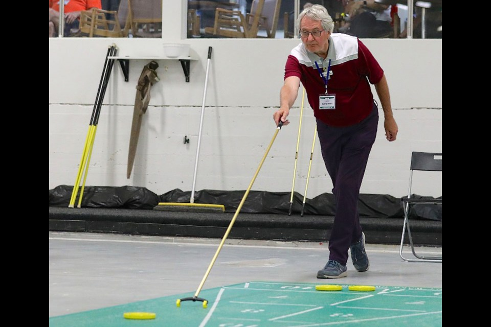 Doug Campbell (pictured) is helping oversee the 2019 Cochrane Senior Sports Day Sept. 21. 