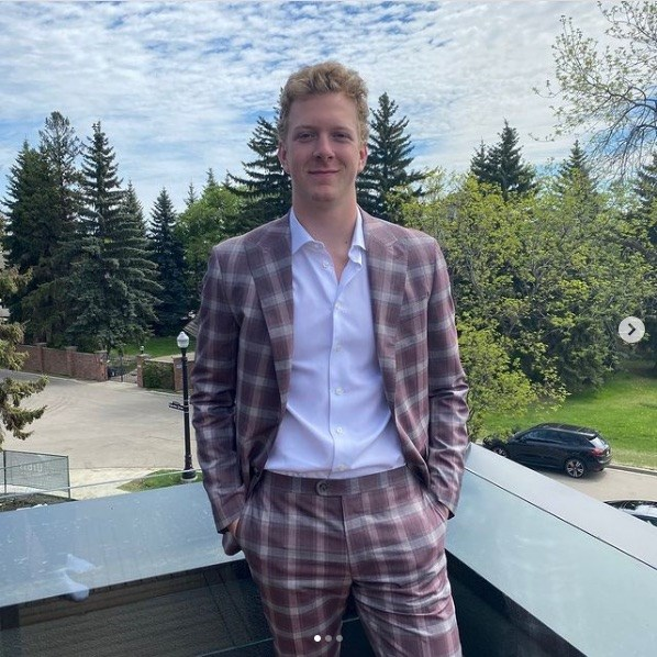 Edge School alumnus the first NHL-drafted player to come out as gay