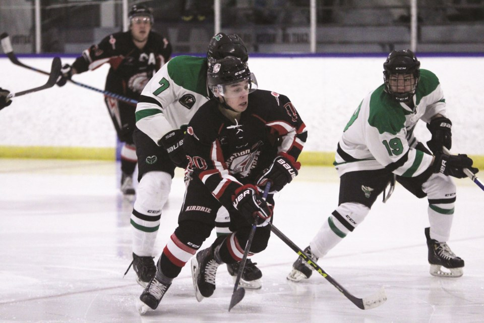 The Airdrie Techmation Thunder's 2021-22 season is nearly underway, with the team's home-opener taking place on Sept. 17.