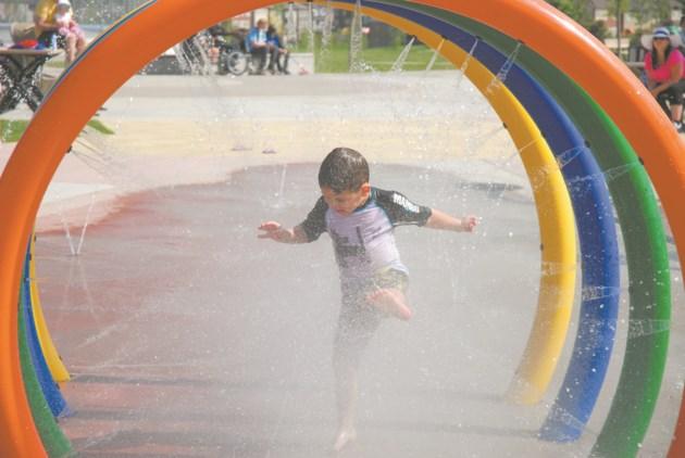 Spray Park5