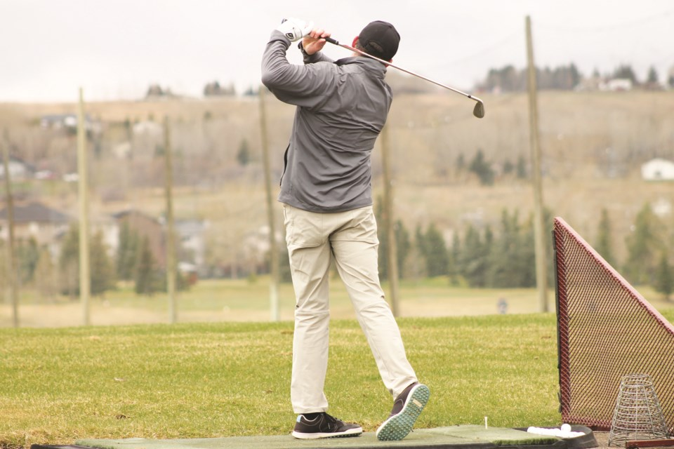 Officials from Airdrie's two local golf courses are anticipating a busy 2021 season. File photo/Airdrie City View