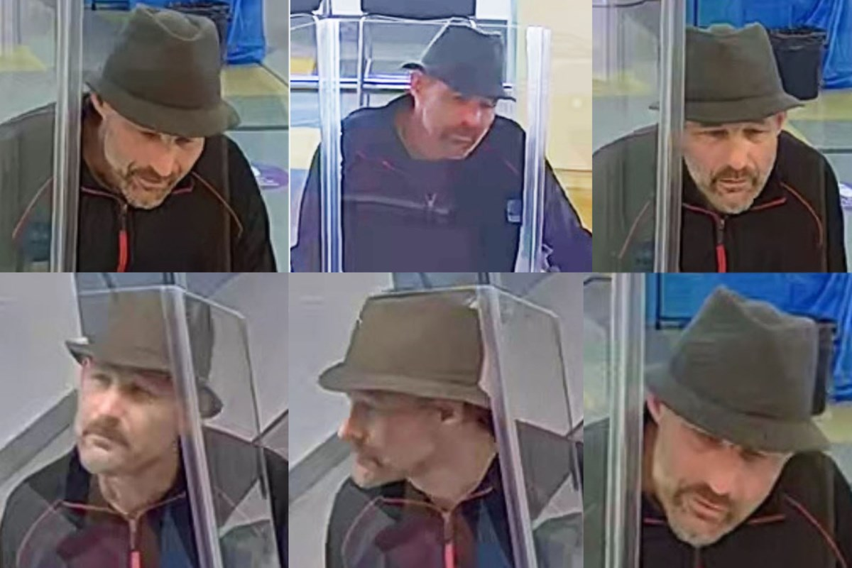 Fraud suspect obtained card from Airdrie bank