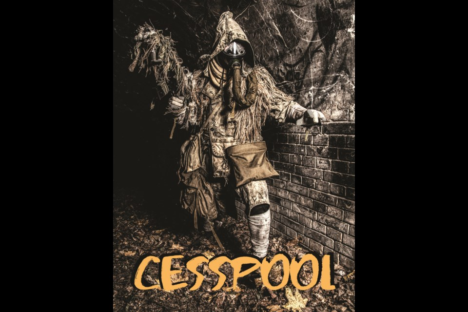 Haunted Calgary Halloween Attraction will bring three haunted attractions – including Cesspool – and a Family Frights Thrill Zone to New Horizon Mall starting Oct. 11.