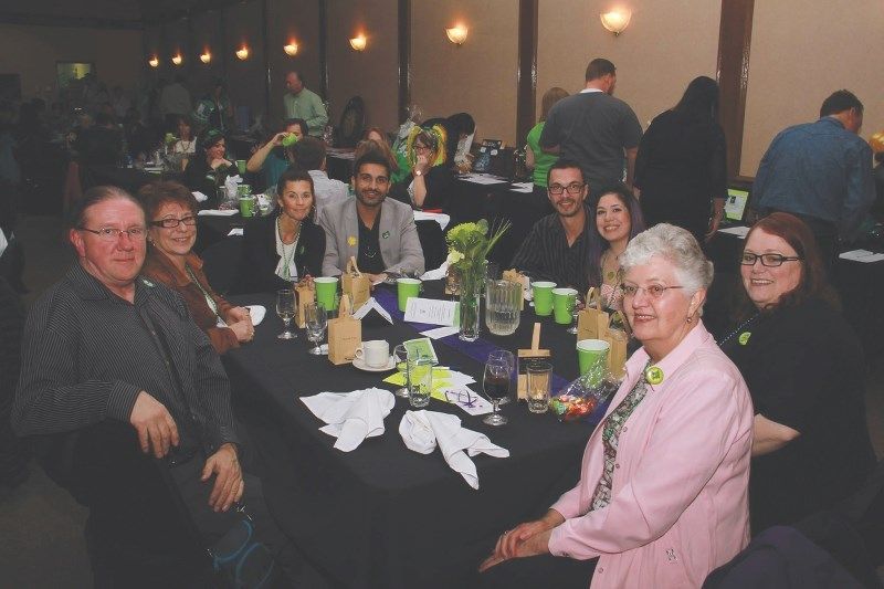 The 14th annual Shamrock Shimmy will take place on March 17 at the Town and Country Centre.