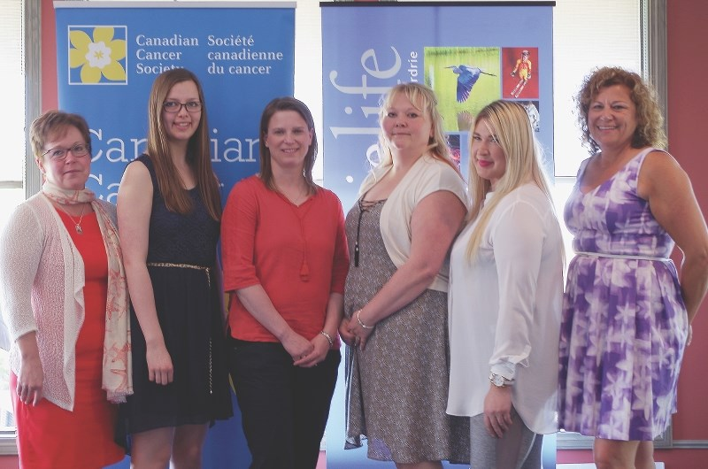 The 2016 Amazing Airdrie Women awards were presented May 6 at a sold out luncheon at Woodside Golf Course, recognizing local women for their contributions to the Airdrie