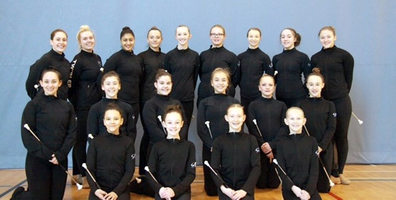 The Airdrie Sky High Twirlers baton team will be sending 16 athletes to the 2017 International Cup in Porec, Croatia, Aug. 7 to 13.