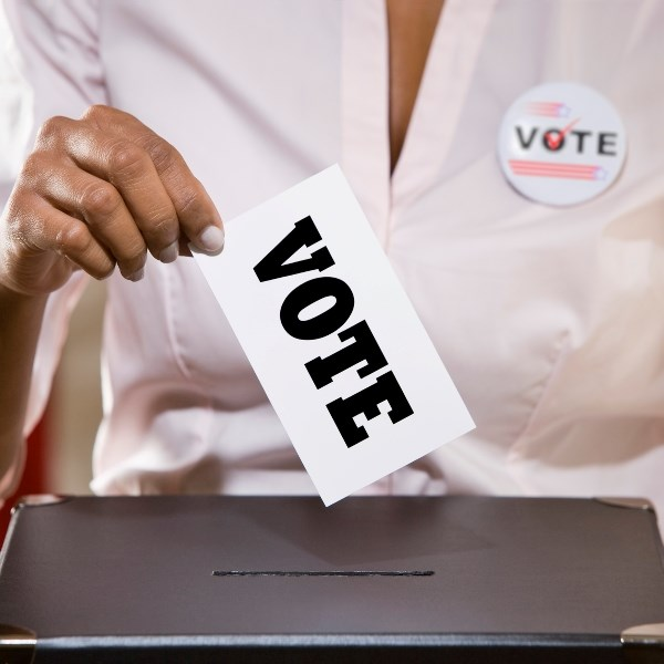 A student vote will be held at Westbrook School on Oct. 13, giving youth the chance to make their voices heard.
