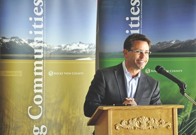 Former Chestermere-Rocky View MLA has been named the new executive director of Rocky View 2020, filling the position left vacant by former executive director Eric Lowther.